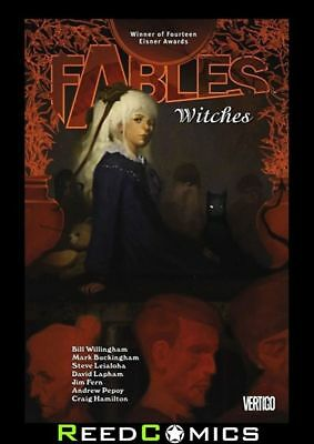 FABLES VOLUME 14 WITCHES GRAPHIC NOVEL New Paperback Collects Issues #86-93