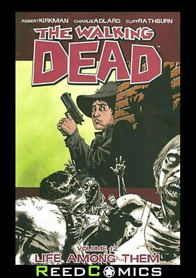THE WALKING DEAD VOLUME 12 GRAPHIC NOVEL New Paperback Collects Issues #67-72