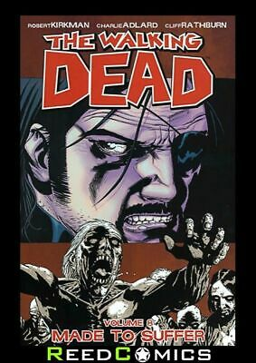THE WALKING DEAD VOLUME 8 GRAPHIC NOVEL New Paperback Collects Issues #43-48