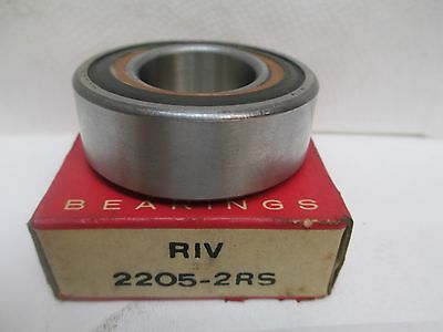 Precision Consolidated Bearing #6307-2RSNR**New//Old Stock**