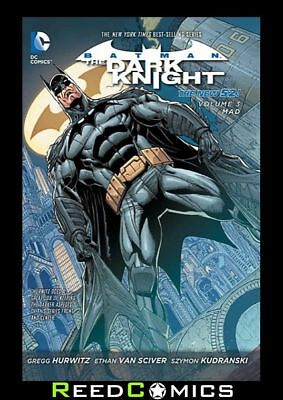 BATMAN THE DARK KNIGHT VOLUME 3 MAD GRAPHIC NOVEL Collects (2011) #16-21 + more