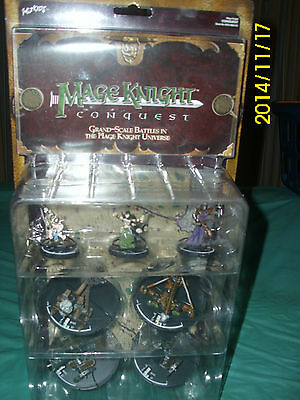 Mage Knight Conquest Grand-Scale Battles