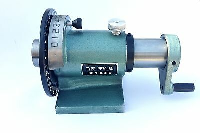 5C Indexing Spin Jig (3900-1604)