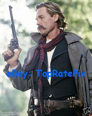 KURT RUSSELL  -  Tombstone's Wyatt Earp  -  8x10 Photo