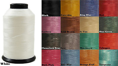 Nymo Beading Thread Size D 1584 yard Spool 21 Colors to choose from fnt