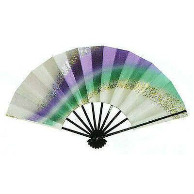DM-D07495 Traditional Folding fan JAPAN JAPANESE Sensu