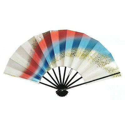 DM-D07496 Traditional Folding fan JAPAN JAPANESE Sensu