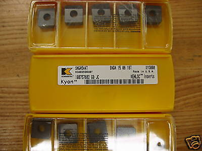 100 Kennametal Snga 544T Ky3000 Ceramic Inserts A464S