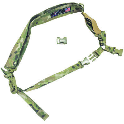 FN-P90 / PS90 URBAN-SENTRY Hybrid One / Two Point Tactical Patrol Operator Sling