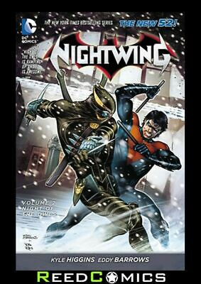 NIGHTWING VOLUME 2 NIGHT OF THE OWLS GRAPHIC NOVEL New Paperback Collects #8-12