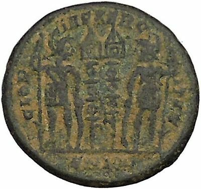 CONSTANTIUS II son of  Constantine the Great  Ancient Roman Coin Legions  i45976