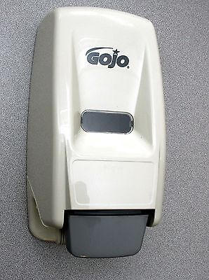 New GOJO Bag-in-Box 800-mL Dispenser only Part # 9034 race shop trailer garage