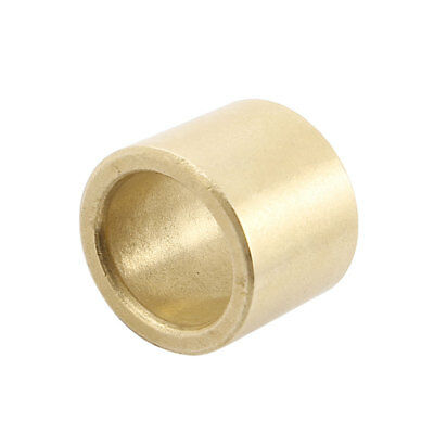 Oil Impregnated Sintered Bronze Bushing 18mm Bore x 25mm OD x 20mm Long