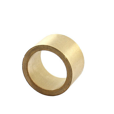 Oil Impregnated Sintered Bronze Bushing 25mm Bore x 32mm OD x 20mm Long