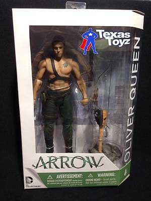 CW's ARROW Oliver Queen & Totem 7in. Action Figure by DC Collectibles