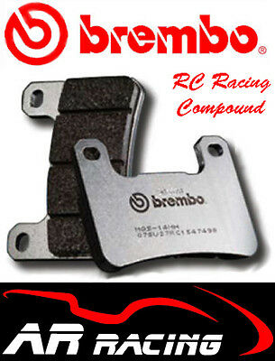 Brembo SA Sintered Road Front Brake Pads Fit Kawasaki ZX10R 2008-2014