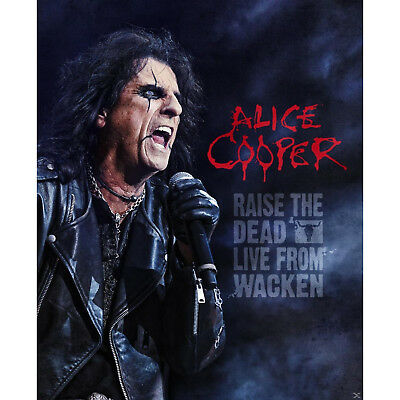 Alice Cooper - Raise The Dead - Live From Wacken - (CD + Blu-ray Disc)