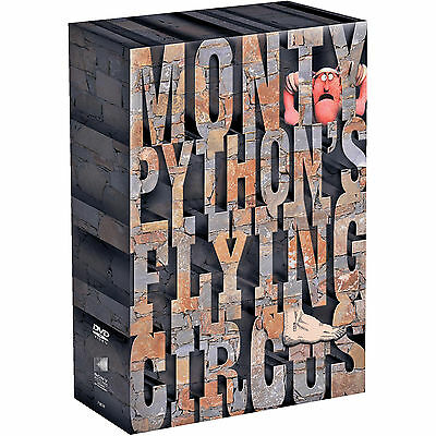 Monty Python's Flying Circus - Complete Series - (DVD)