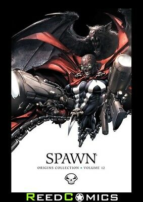 SPAWN ORIGINS VOLUME 12 GRAPHIC NOVEL New Paperback Collects Issues #69-74