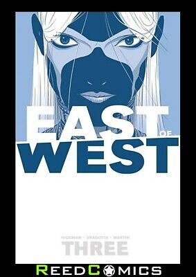 EAST OF WEST VOLUME 3 THERE IS NO US GRAPHIC NOVEL New Paperback Collects #11-15