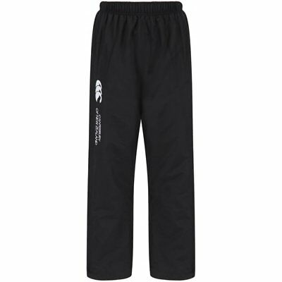 Canterbury Classic (Open Hem) Stadium Junior Pant - Black
