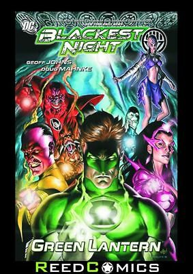 BLACKEST NIGHT GREEN LANTERN GRAPHIC NOVEL New Paperback Collects #43-52