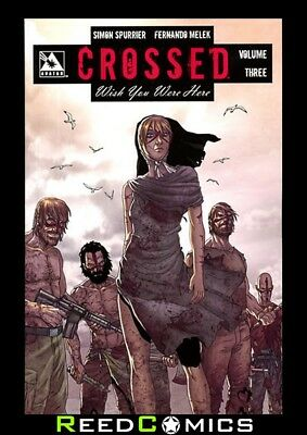 CROSSED WISH YOU WERE HERE VOLUME 3 GRAPHIC NOVEL New Paperback