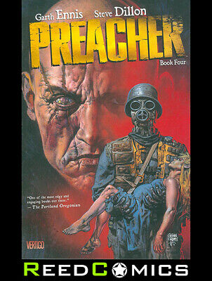 PREACHER BOOK 4 GRAPHIC NOVEL New Paperback Collects #34-40 + extras