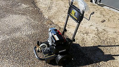 BE 2800 PSI Pressure Washer with AR Pump