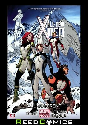ALL NEW X-MEN VOLUME 4 ALL DIFFERENT GRAPHIC NOVEL Collect #18-21, X-Men Gold #1