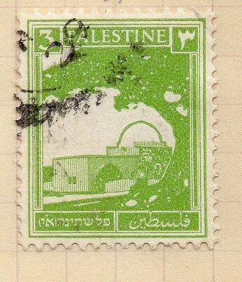 Palestine Early 1927 Issue 3m. Fine Used 97282