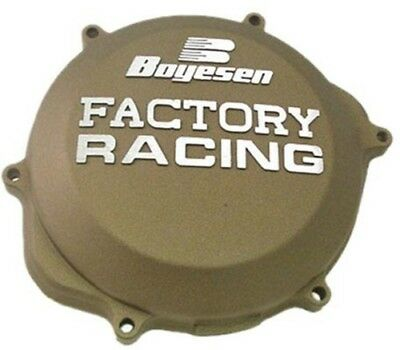 BOYESEN M/C CLUTCH COVER CRF450R 02-08 MAGNESIUM PART# CC-06M NEW Replacement