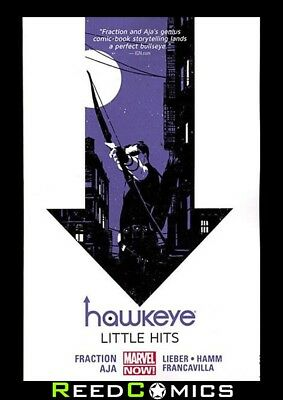 HAWKEYE VOLUME 2 LITTLE HITS New Paperback Collects Issues #6-11
