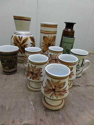 Cinque Ports Pottery Ltd - The Monestry Rye - Vases; Goblets;  Avail Separtately