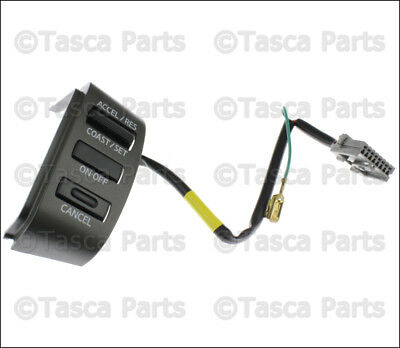 New Oem Speed Control Device Ascd Control Switch Nissan Titan Armada Pathfinder
