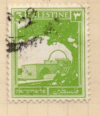 Palestine Early 1927 Issue 3m. Fine Used