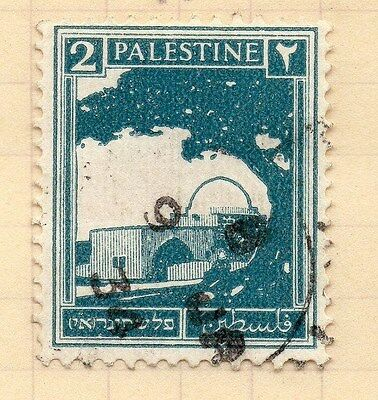 Palestine Early 1927 Issue 2m. Fine Used