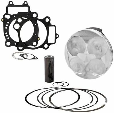 CP-Carrillo Piston / Cometic Top End Gasket Kit For Honda CRF 450 R CPKX2029