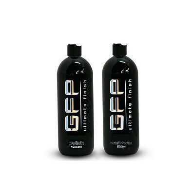GFP Ultimate Finish | Best Car Polish + Wash Wax | Automotive Detailing Products