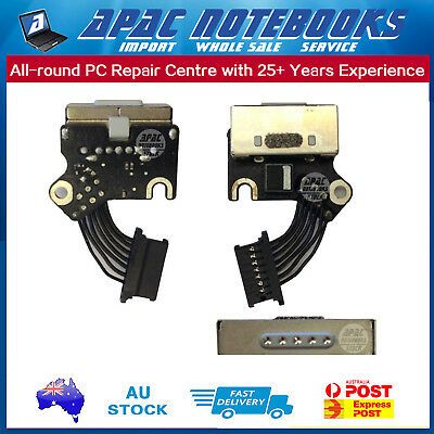 "DC Power Jack for Pro 13"" A1425 Retina, 820-3248-A #06"