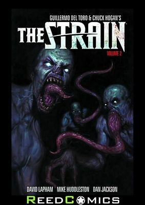 THE STRAIN VOLUME 2 GRAPHIC NOVEL New Paperback Collects Issues #7-12
