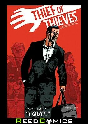THIEF OF THIEVES VOLUME 1 I QUIT GRAPHIC NOVEL New Paperback Collects #1-7