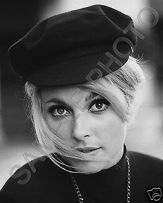 Sharon Tate 8X10 Photo Bw 1965