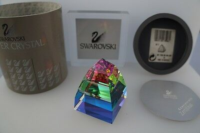 Swarovski Pyramid # 7450 Nr 040 000 New In Box