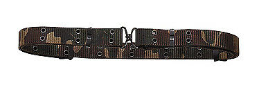 Rothco Mini Pistol Belt - Woodland Camo