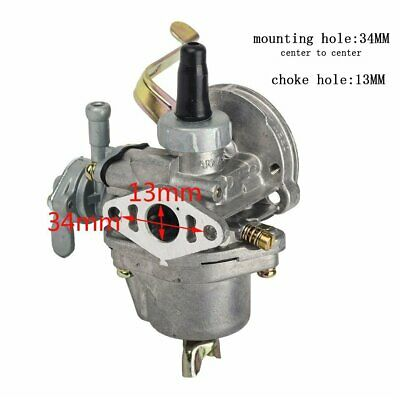 New Subaru Robin Nb411 Carburetor Grass Trimmer Weedeater Chainsaw M Cca03