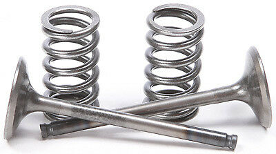 Pro-X Pro X 28.SES2424-1 Steel Valve and Spring Kit Exhaust 28 SES2424-1 16-9002