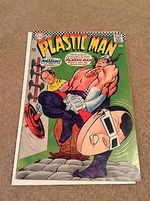 Plastic Man #5 ** April 1967