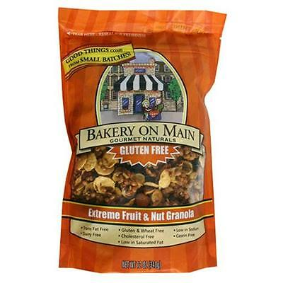 Bakery On Main 33881 Extra Fruit & Nut Granola Gluten Free