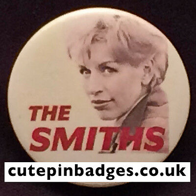 """Smiths Ask Badge Pin Button (25mm/1"""") Indie Morrissey Johnny Marr Manchester 80s"""